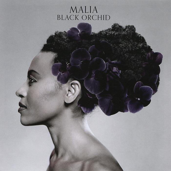 Malia Malia. Black Orchid (LP) цена и фото
