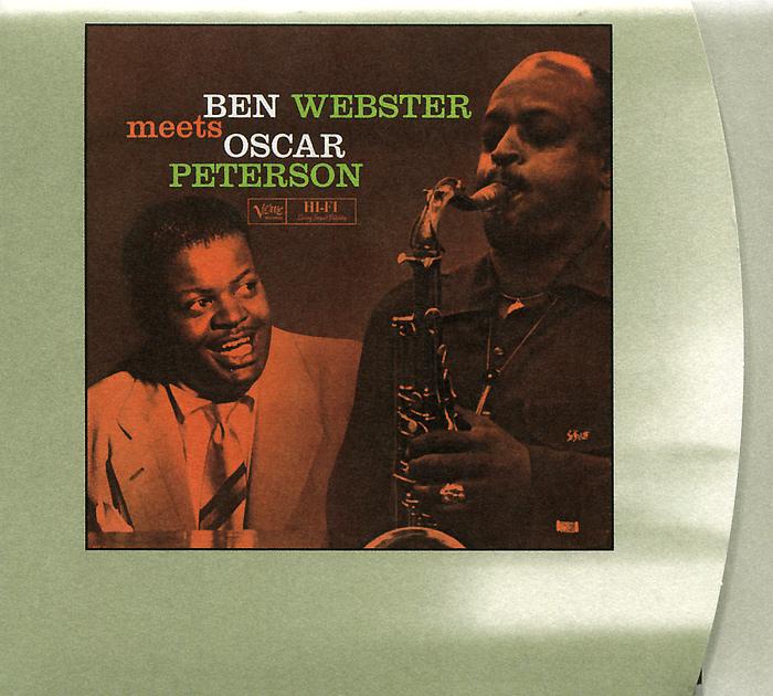 Бен Уэбстер,Оскар Питерсон Ben Webster Meets Oscar Peterson оскар питерсон oscar peterson and trumpet kings jousts