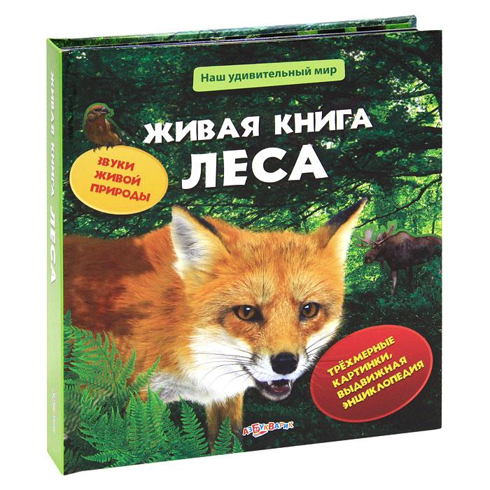 книги про лес картинки это