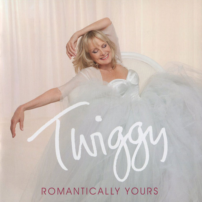 Twiggy. Romantically Yours