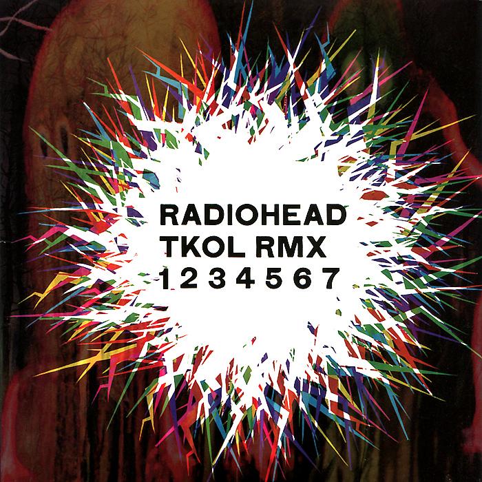 Radiohead Radiohead. Tkol Rmx 1234567 (2 CD) radiohead radiohead tkol rmx 1234567 2 cd