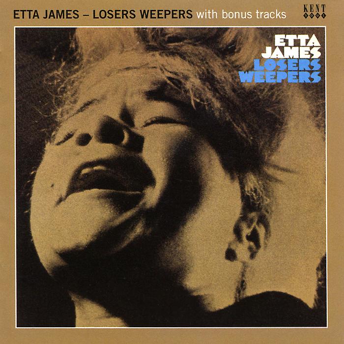Этта Джеймс Etta James. Losers Weepers хьюстон персон этта джонс ричард вьяндс джон веббер etta jones etta jones sings lady day