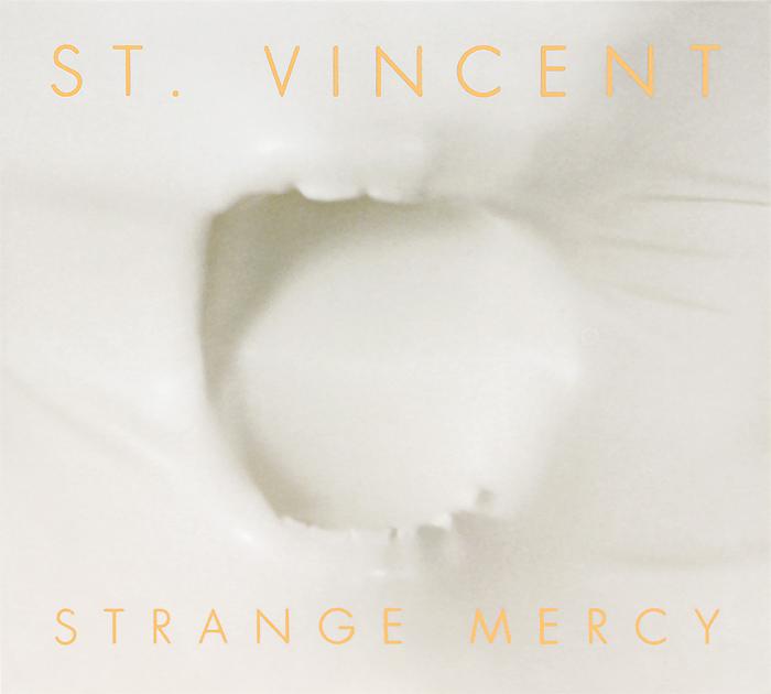 St. Vincent. Strange Mercy