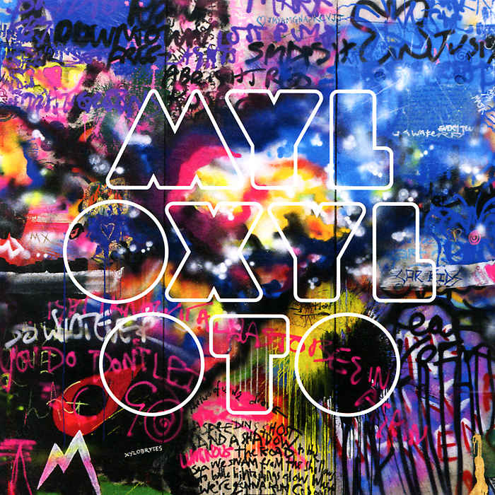 Coldplay Coldplay. Mylo Xyloto coldplay back to the start
