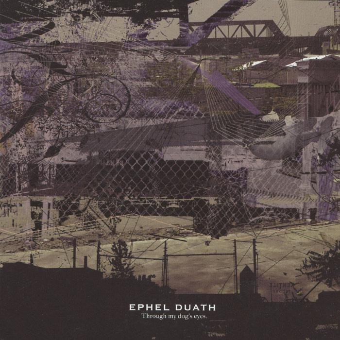 Ephel Duath Ephel Duath. Through My Dog's Eyes. Limited Edition (CD + DVD) eyes open 1 dvd