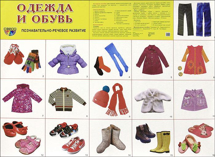 636911efe56 Одежда и обувь. Плакат — купить в интернет-магазине OZON.ru с быстрой  доставкой