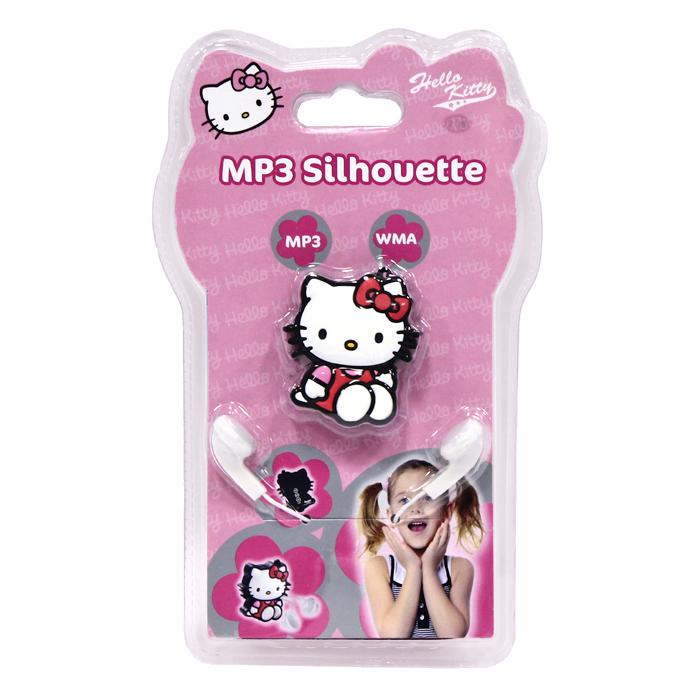 MP3-плеер Hello Kitty, 2 Gb. HEM060C mp3 плеер для компьютера