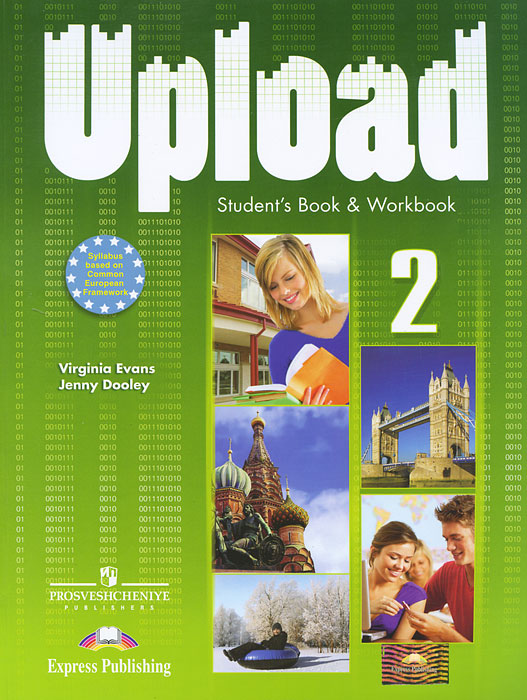 Virginia Evans, Jenny Dooley Upload 2: Student Book & Workbook english for business life course book achieve ielts elementary level