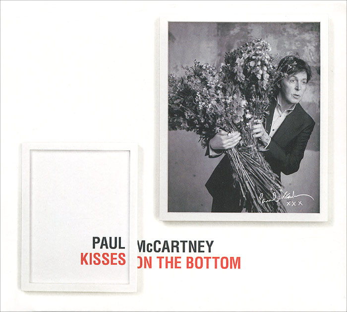 Пол Маккартни Paul McCartney. Kisses On The Bottom paul mccartney ram