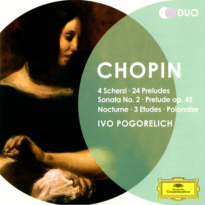 Иво Погорелич Ivo Pogorelich. Chopin. Scherzi. Preludes. Sonata No. 2 Etudes Etc. (2 CD)