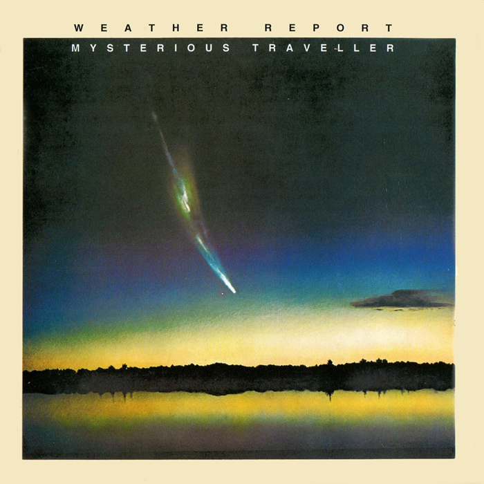 Weather Report Weather Report. Mysterious Traveller weather report weather report heavy weather 180 gr