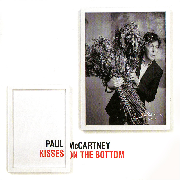 Пол Маккартни Paul McCartney. Kisses On The Bottom. Deluxe Edition пол маккартни paul mccartney flowers in the dirt special edition 2 cd