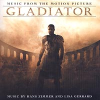 Gladiator: Music From The Motion Picture. Music By Hans Zimmer And Lisa Gerrard interstellar original motion picture soundtrack music by hans zimmer