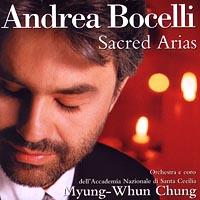 Андреа Бочелли Andrea Bocelli. Sacred Arias все цены