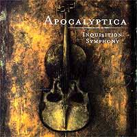 Apocalyptica Apocalyptica. Inquisition Simphony apocalyptica apocalyptica shadowmaker 2 lp cd