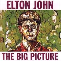 Элтон Джон Elton John. The Big Picture elton john elton john the big picture 2 lp