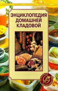 Е. Беляева Энциклопедия домашней кладовой