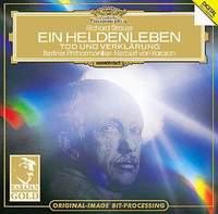 Richard Strauss. Ein Heldenleben. Tod und Verklarung. Herbert von Karajan