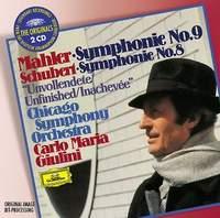 Chicago Symphony Orchestra,Карло Джулини Carlo Maria Giulini. Mahler: Symphonie No. 9 abbado cso mahler symphony no 5