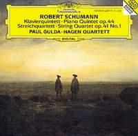 Пол Гулда,Hagen Quartett Robert Schumann. Piano Quintet. String Quartet. Paul Gulda / Hagen Quartett f p lachner piano quintet no 2 op 145