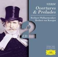 Berliner Philharmoniker,Герберт Караян Giuseppe Verdi. Overtures and Preludes. Herbert von Karajan giuseppe verdi falstaff