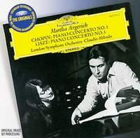 где купить Лондонский симфонический оркестр,Клаудио Аббадо,Марта Аргерих Martha Argerich / Claudio Abbado. Liszt: Piano Concerto No. 1 по лучшей цене