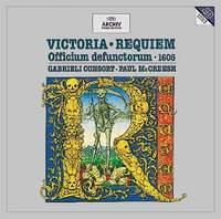 Tomas Luis De Victoria. Requiem. Paul McCreesh
