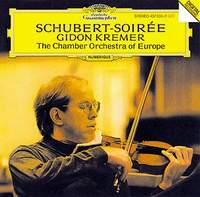 The Chamber Orchestra Of Europe,Гидон Кремер Franz Schubert. Polonaise. Rondo. 5 Minuets. Gidon Kremer shoes 8 5 in europe