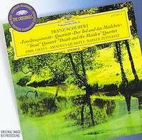 Райнер Цепперитц,Amadeus Quartet,Эмиль Гилельс Franz Schubert. `Trout` Quintet. Death and the Maiden. Emil Gilels / Rainer Zepperitz the chico hamilton quintet the chico hamilton quintet gongs east
