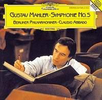Клаудио Аббадо,Berliner Philharmoniker Claudio Abbado. Mahler: Symphonie No. 5 abbado cso mahler symphony no 5