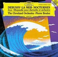 Пьер Булез,Франклин Коэн,The Cleveland Orchestra,The Cleveland Orchestra & Chorus Pierre Boulez. Debussy: La Mer. Nocturnes цена и фото