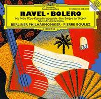цена Berliner Philharmoniker,Пьер Булез Maurice Ravel. Bolero. Pierre Boulez онлайн в 2017 году
