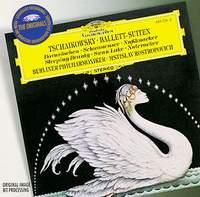 Peter Tchaikovsky. Ballet Suites. Mstislav Rostropovich