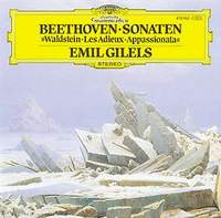 Эмиль Гилельс Emil Gilels. Beethoven: Piano Sonatas No. 21, 23, 26 jens luhr jens luhr kuhlau sonata in e flat major sonata in a minor