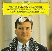 Кристиан Тильманн,The Philadelphia Orchestra Richard Wagner. Meistersinger. Lohengrin. Parsifal. Tristan und Isolde. Christian Thielemann кристиан тильманн the philadelphia orchestra christian thielemann the philadelphia orchestra wagner preludes and orchestral music