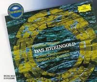 Дитрих Фишер-Дискау,Berliner Philharmoniker,Герхард Штольце,Герберт Караян,Роберт Кернс,Дональд Гроб Richard Wagner. Das Rheingold. Herbert von Karajan