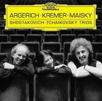 Гидон Кремер,Миша Майский,Марта Аргерих Peter Tchaikovsky. Piano Trio. Martha Argerich / Gidon Kremer / Mischa Maisky f kuhlau trio for piano and 2 flutes op 119