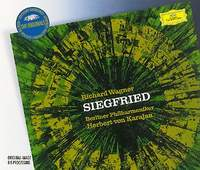 Richard Wagner. Siegfried. Herbert von Karajan
