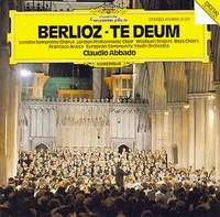 London Symphony Chorus,European Community Youth Orchestra,London Philharmonic Choir,Клаудио Аббадо,Франциско Арайза Claudio Abbado. Berlioz: Te Deum клаудио аббадо the london symphony orchestra claudio abbado london symphony orchestra pergolesi stabat mater