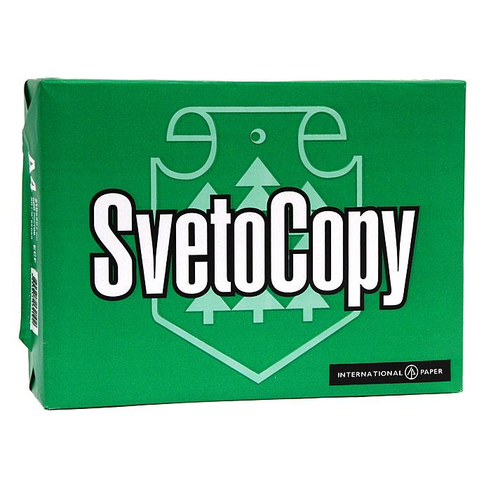 """Бумага офисная """"Svetocopy"""", 500 листов, А4. 000877"""