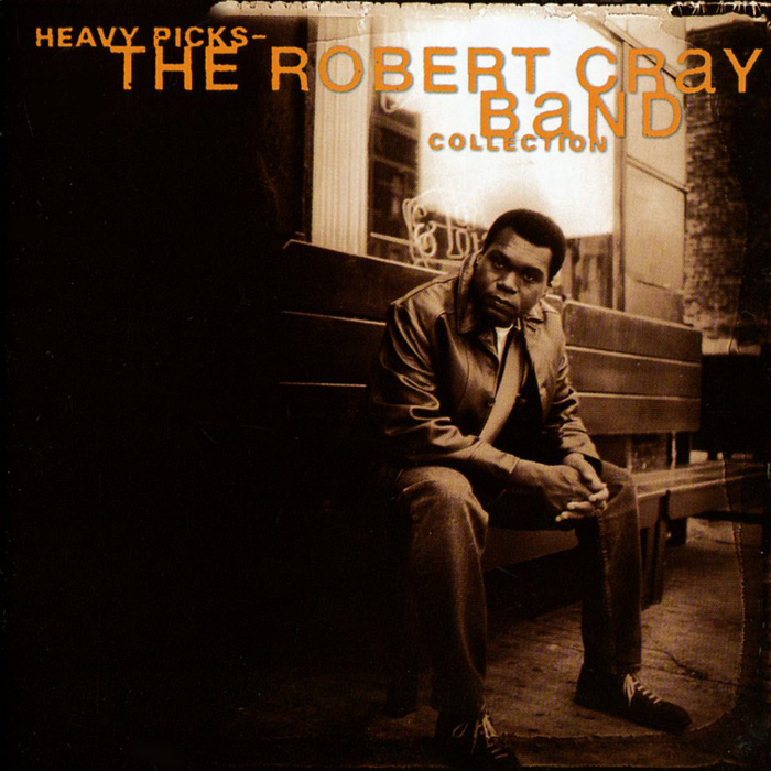 The Robert Cray Band Robert Cray. The Robert Cray Band Collection. Heavy Picks robert cray robert cray 4 nights of 40 years live 2 lp