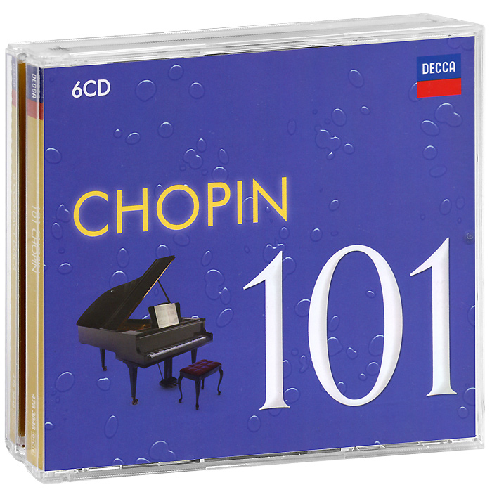 101 Chopin (6 CD)