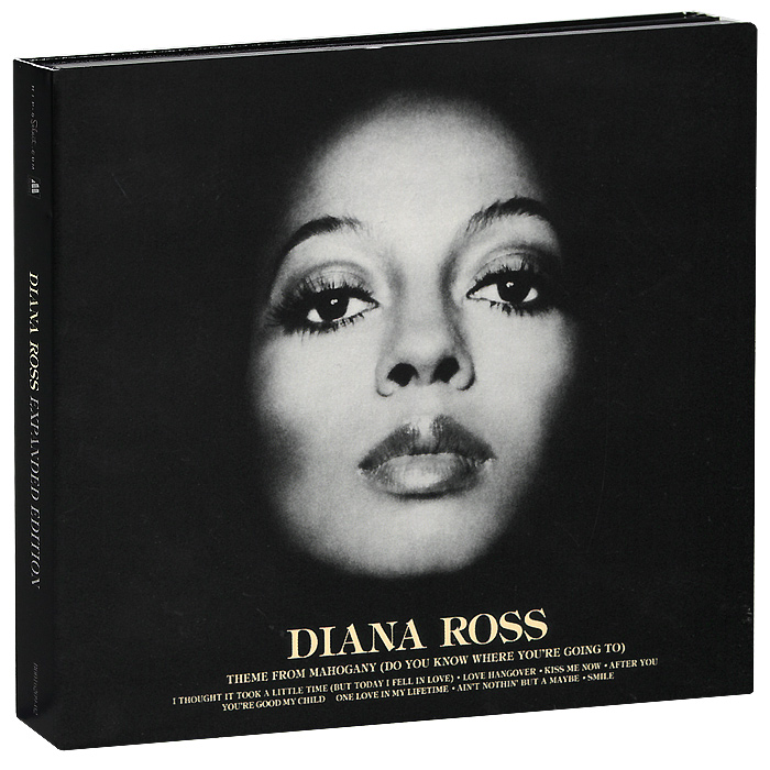 цена Дайана Росс Diana Ross. Diana Ross. Expanded Edition (2 CD) онлайн в 2017 году