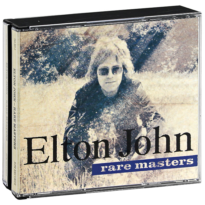 Элтон Джон Elton John. Rare Masters (2 CD) элтон джон elton john goodbye yellow brick road don t shoot me i m only the piano player 2 cd