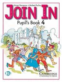 Join In: Pupil`s Book 4 join us for english starter language portfolio