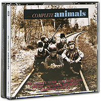 The Animals The Animals. The Complete Animals (2 CD) animals animals complete animals 3 lp 180 gr