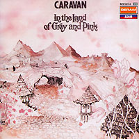 Caravan Caravan. In The Land Of Grey And Pink the vintage caravan