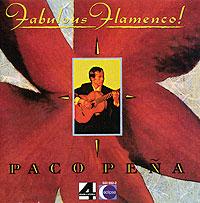 Paco Pena. Fabulous Flamenco!