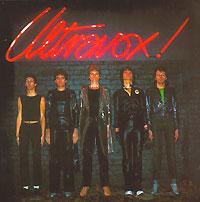 Ultravox Ultravox. Ultravox! ultravox ultravox systems of romance