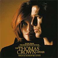 Стинг,Нина Симон,Wasis Diop,Билл Конти Original Soundtrack. The Thomas Crown Affair the crown affair